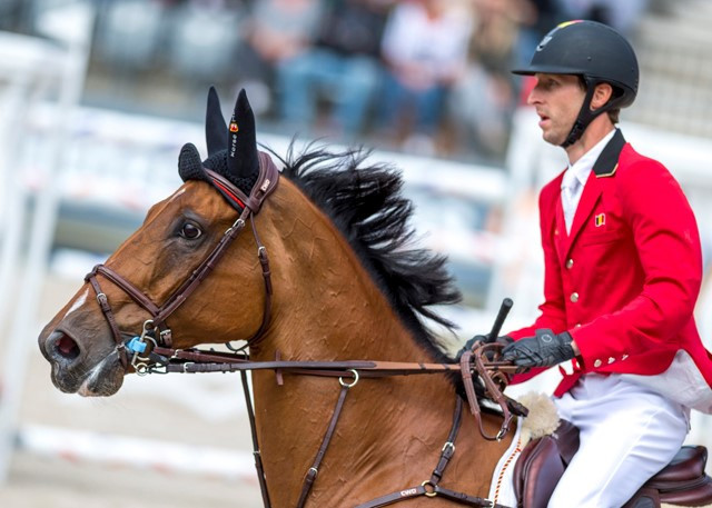 Belgium earn back-to-back FEI Jumping Nations Cup victories