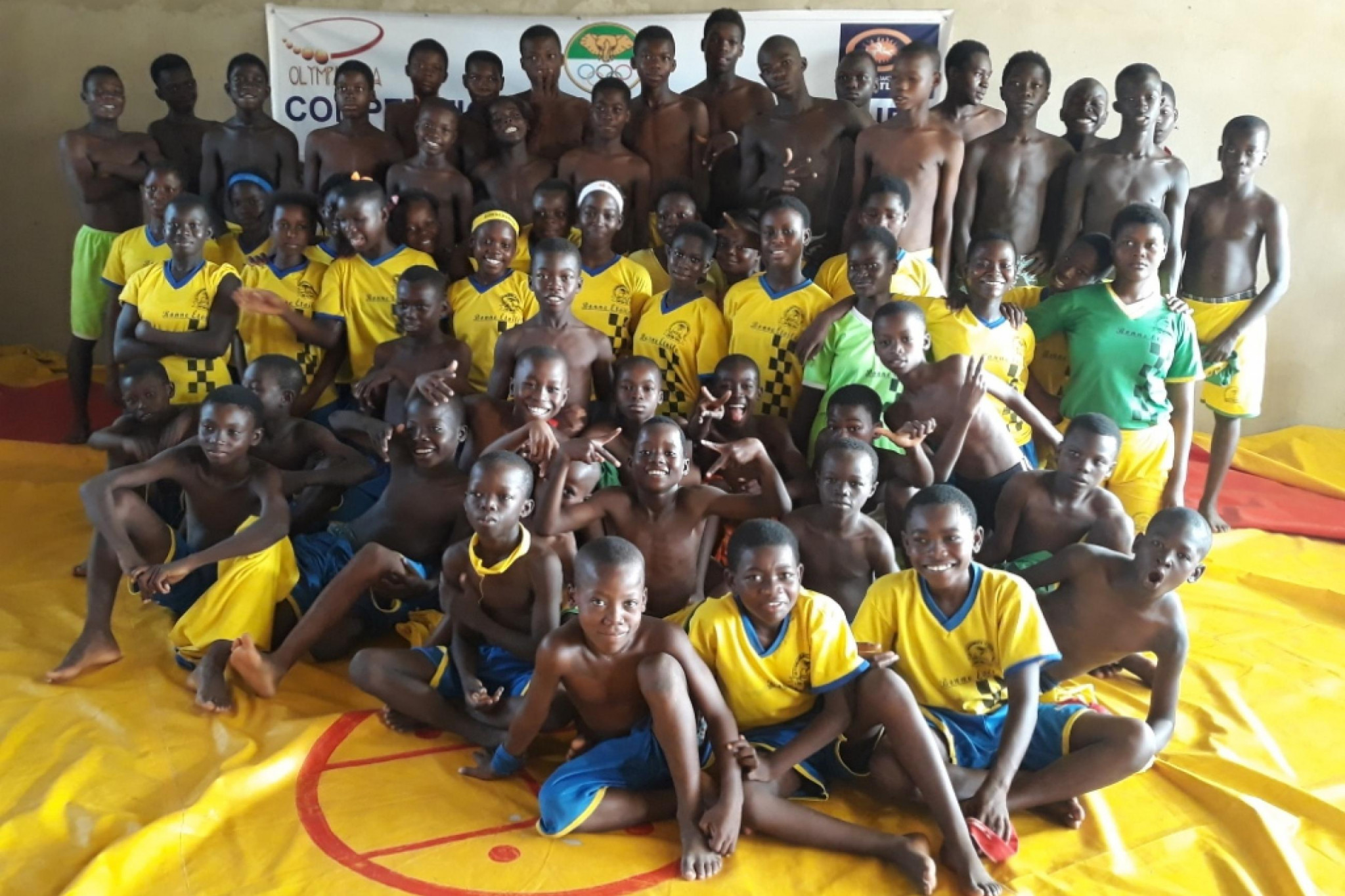 Major wrestling event held in Ivory Coast after partnership between UWW and OlympAfrica