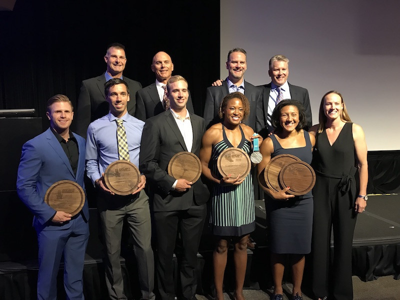 Meyers Taylor wins four prizes at annual USA Bobsled and Skeleton awards