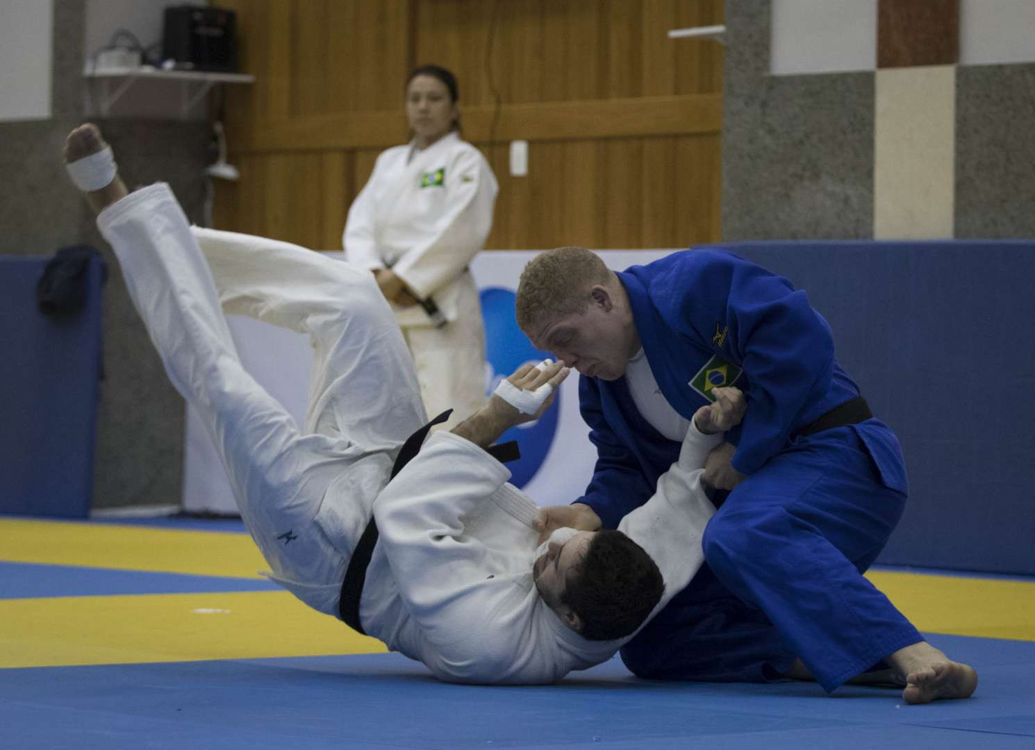 Brazil's judo team will next be in action at the International Judo Federation World Judo Tour event in Zagreb in July ©IJF