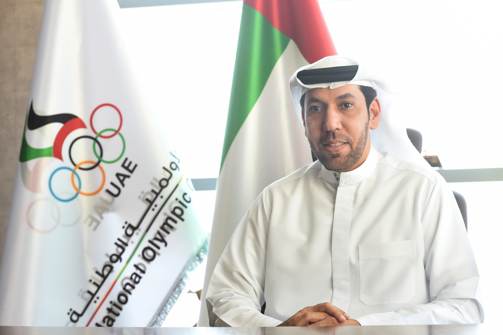 United Arab Emirates National Olympic Committee appoint new secretary general