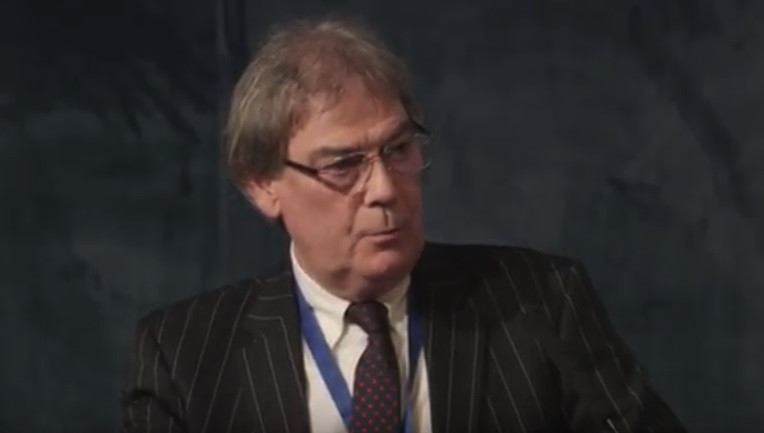 "David Howman has likened FIFA to a mafia organisation as he warned of the growing influence of the ""criminal underworld"" in sport ©YouTube"