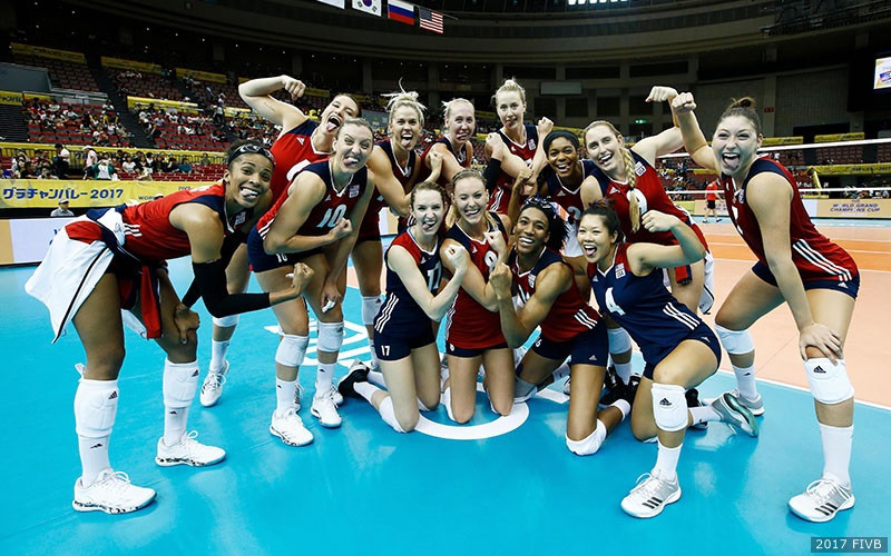 United States seeking to continue form at FIVB Women's Nations League Finals
