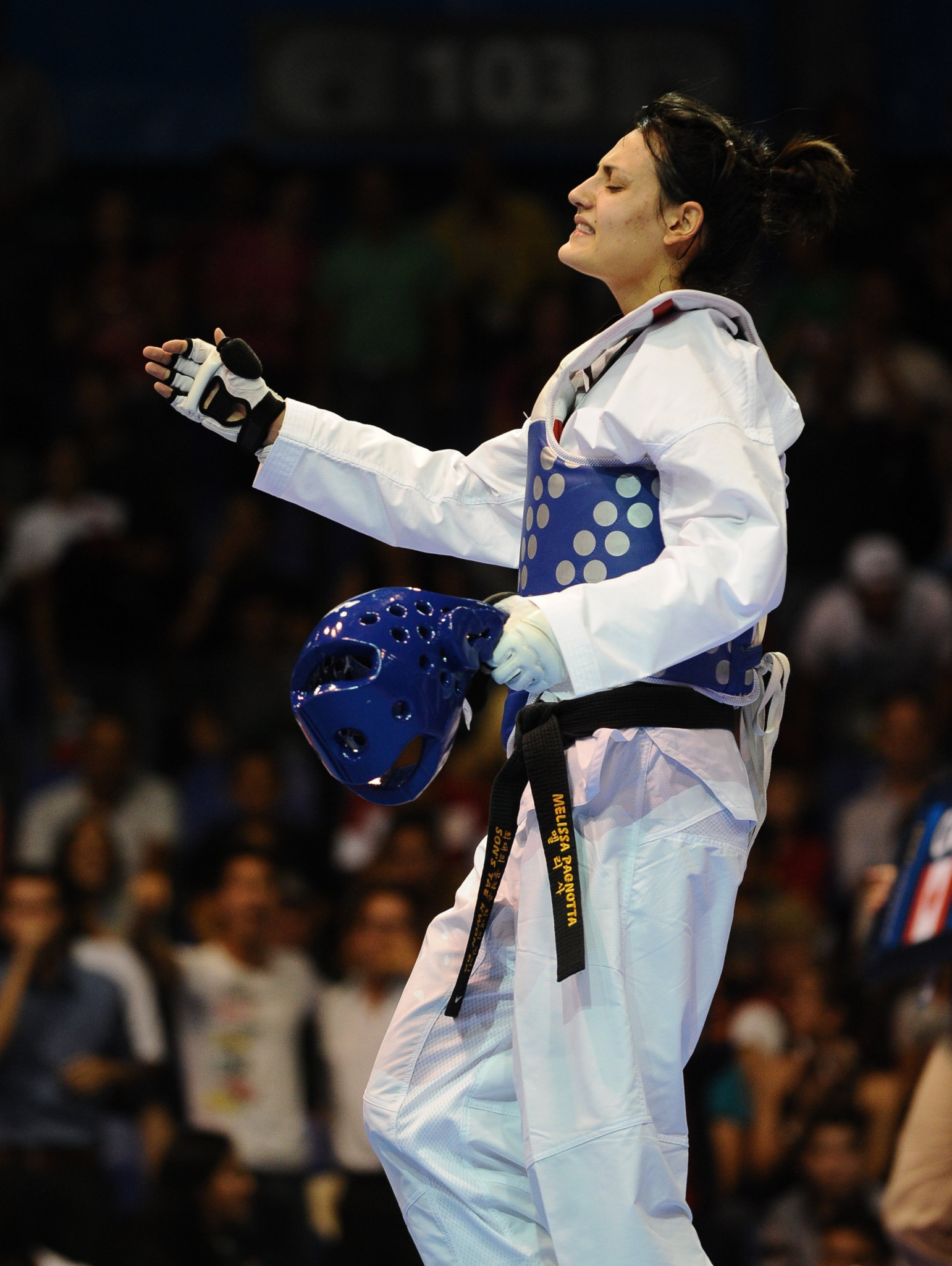 Top taekwondo competitors from around the world will descend on Richmond ©Getty Images