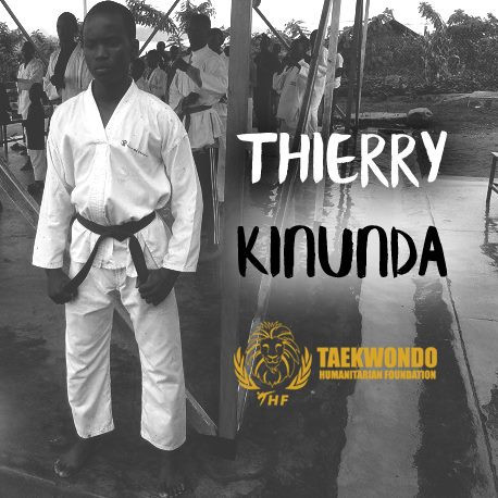 Taekwondo Humanitarian Foundation highlights case of Burundi's Kinunda