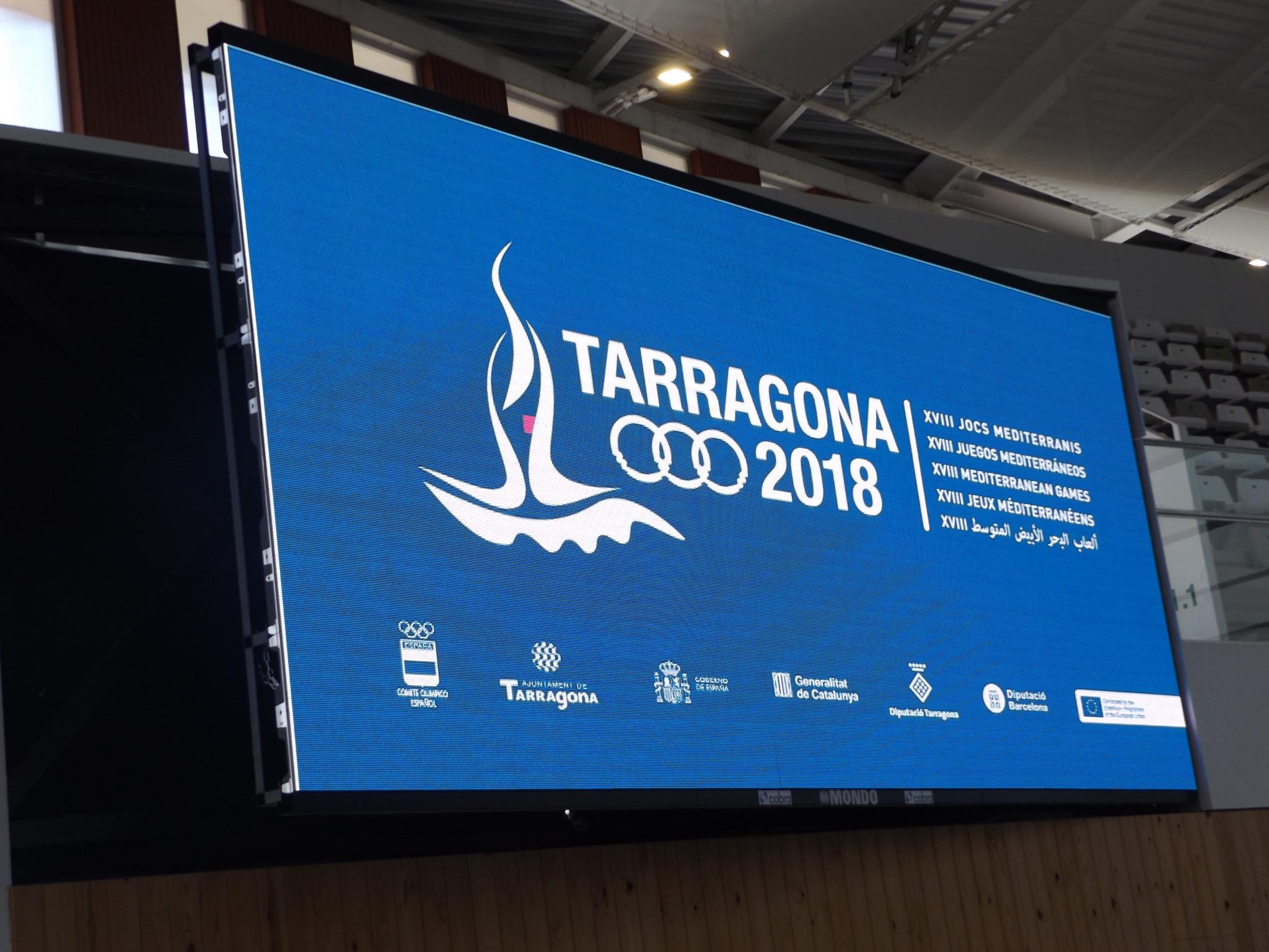 Abian wins home badminton gold for Spain at Mediterranean Games