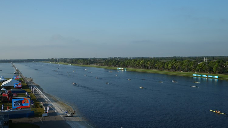 Sarasota-Bradenton in the United States will host the 2019 Under-23 World Rowing Championships ©FISA