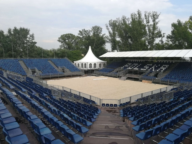 Warsaw set to host first FIVB Beach Volleyball World Tour event since 2007