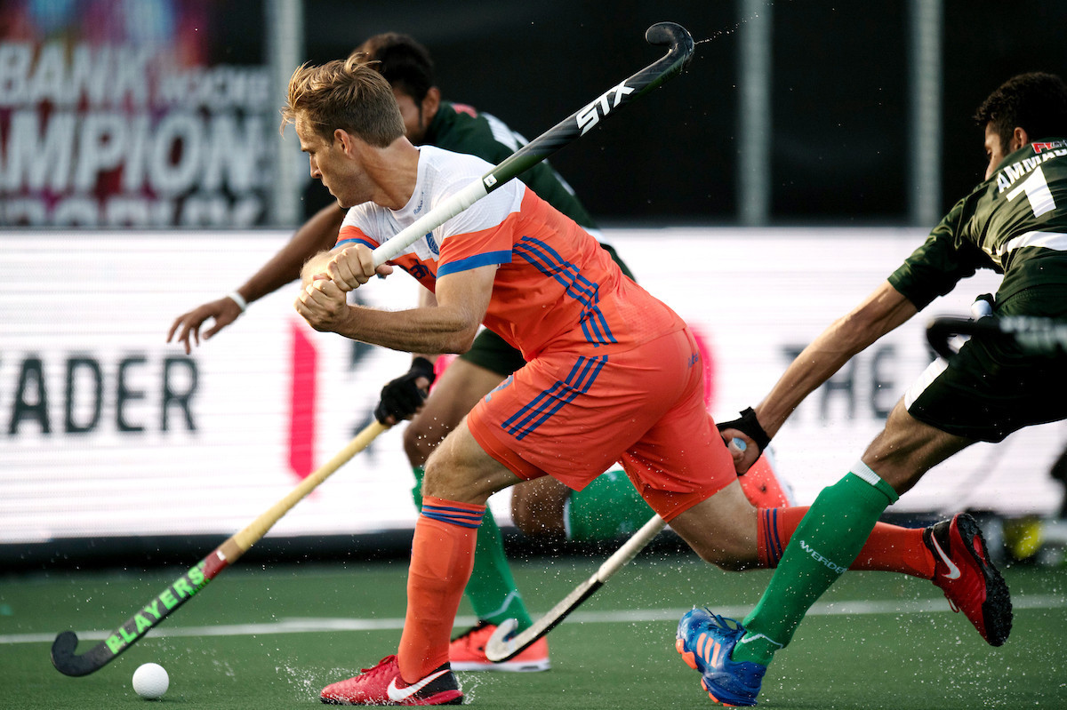 Netherlands record second win as Rio 2016 final repeat ends in draw at Hockey Champions Trophy