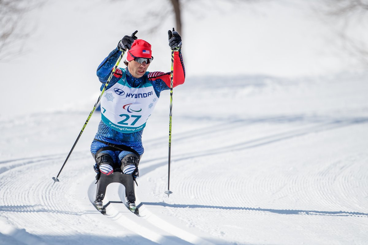 Paralympic skiing gold medallist Soule hangs up his skis