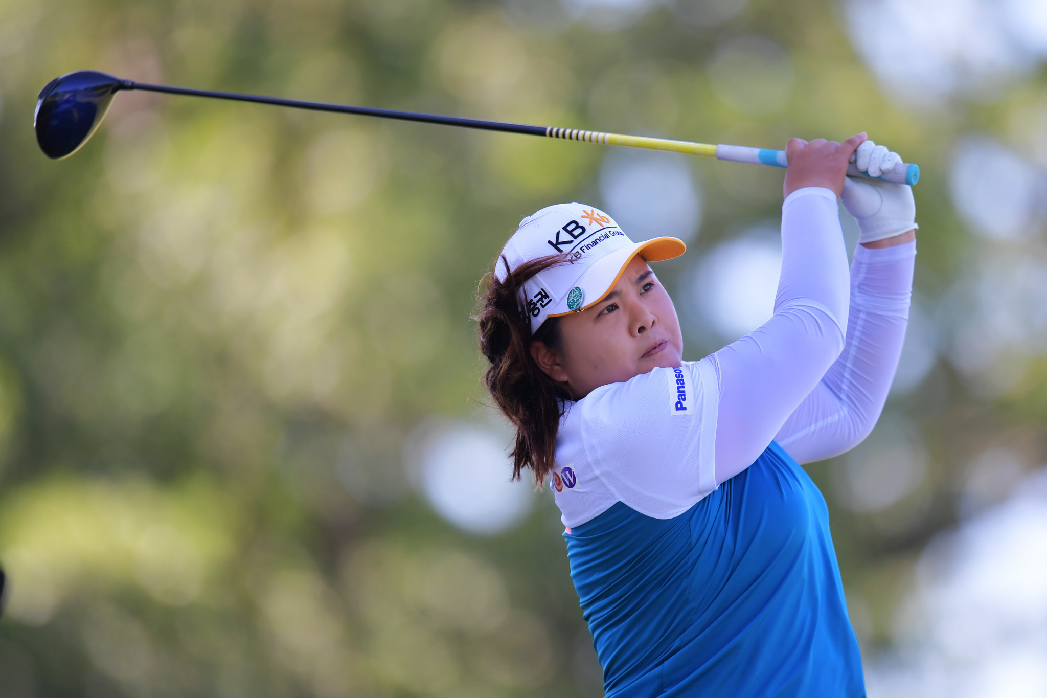 All of the top 100 players on the LPGA money list, including world number one Inbee Park will play in the Women's PGA Championship first round tomorrow ©Getty Images