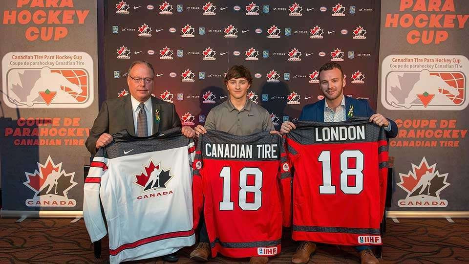 World Sledge Hockey Challenge rebranded as Para Hockey Cup as Canadian Tire become title sponsor