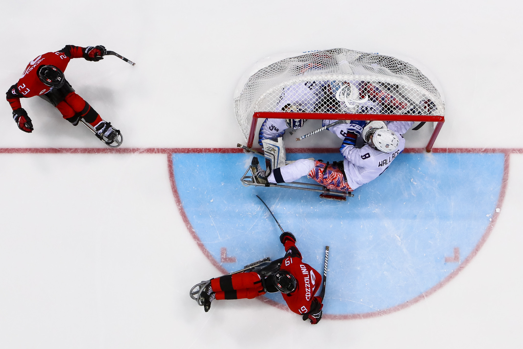 Canada will compete at the tournament hoping to better their Paralympic silver medal at  Pyeongchang 2018 ©Getty Images