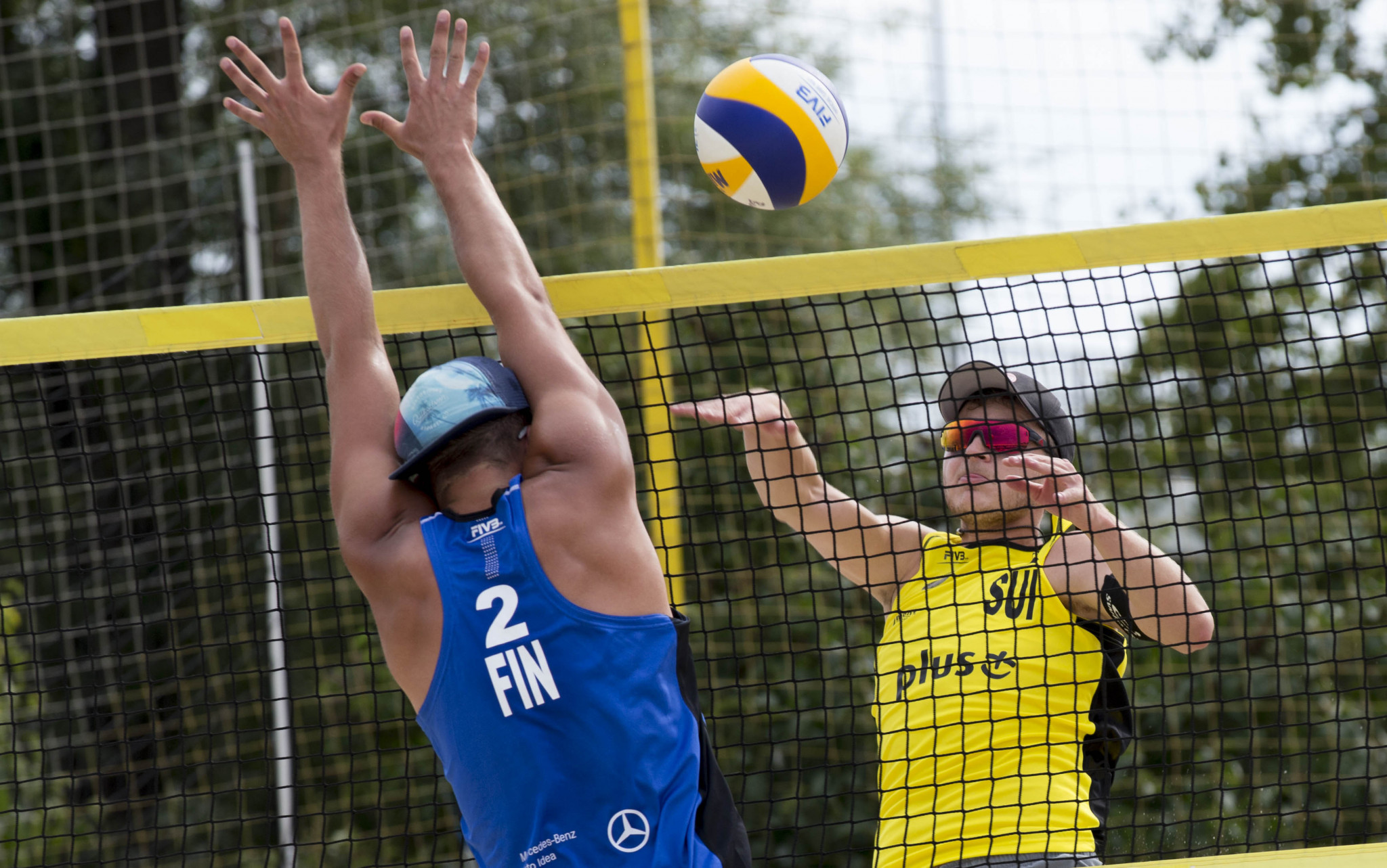 Top seeds Heidrich and Gerson through to main draw at FIVB World Tour event in Warsaw