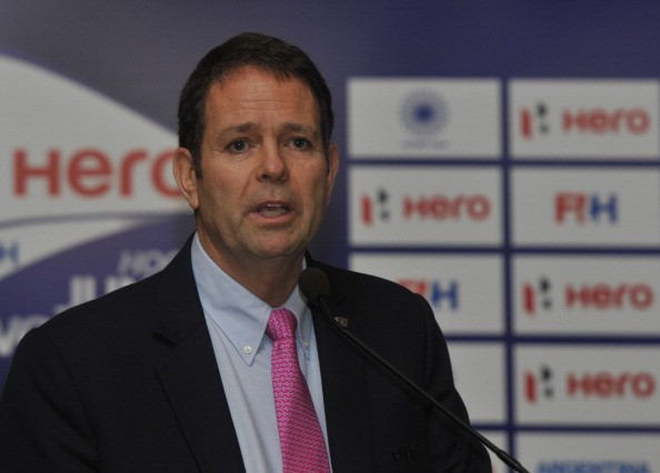 FIH chief executive Kelly Fairweather says the testing will help the development of a sport which is growing in popularity