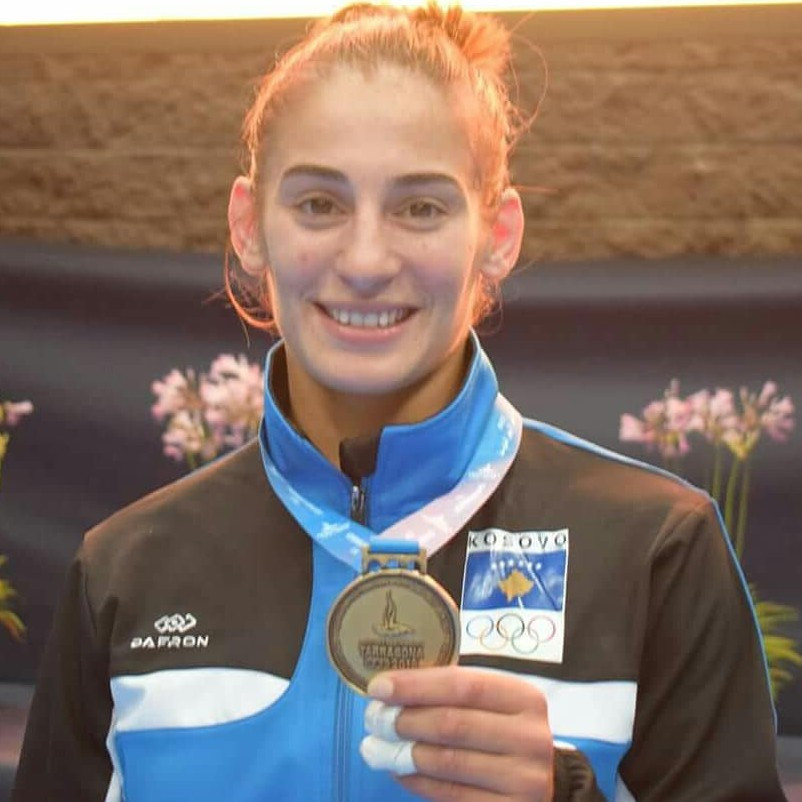 Kosovo win first Mediterranean Games gold medals with judo victories
