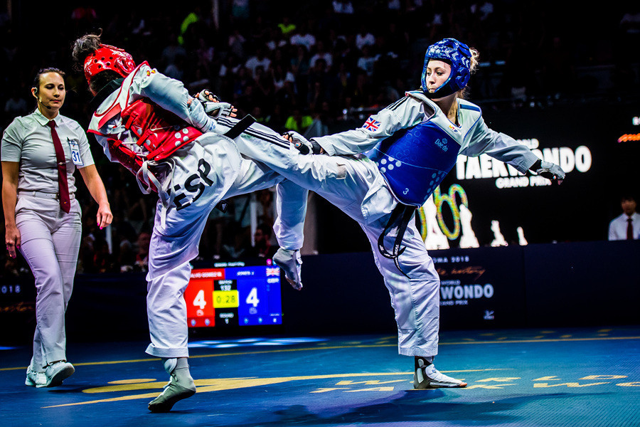 Para-taekwondo was due to be the flagship event at the Games, with qualification points on offer for Tokyo 2020 ©World Taekwondo