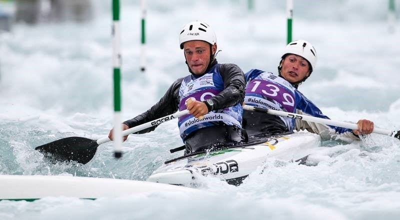 In pictures: Canoe Slalom World Championships day one of competition