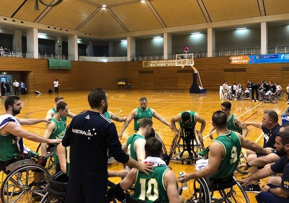Defending champions Australia announce squad for 2018 IWBF World Championships