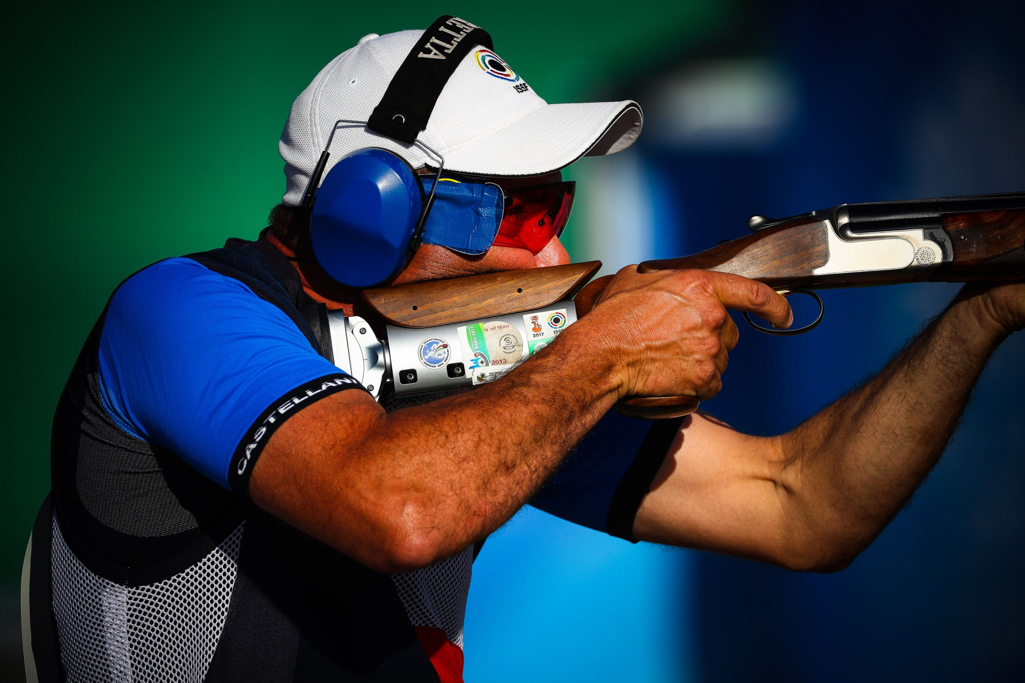 Shooting was not included as part of the Birmingham 2022 sports programme ©Getty Images
