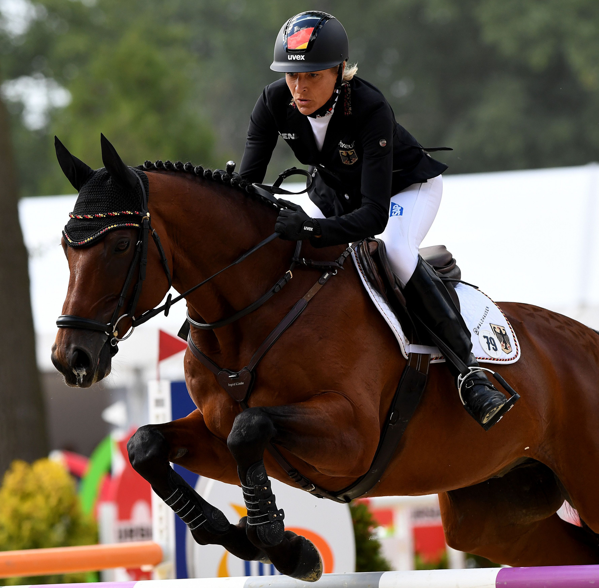 Germany look to catch Sweden in third leg of FEI Eventing Nations League