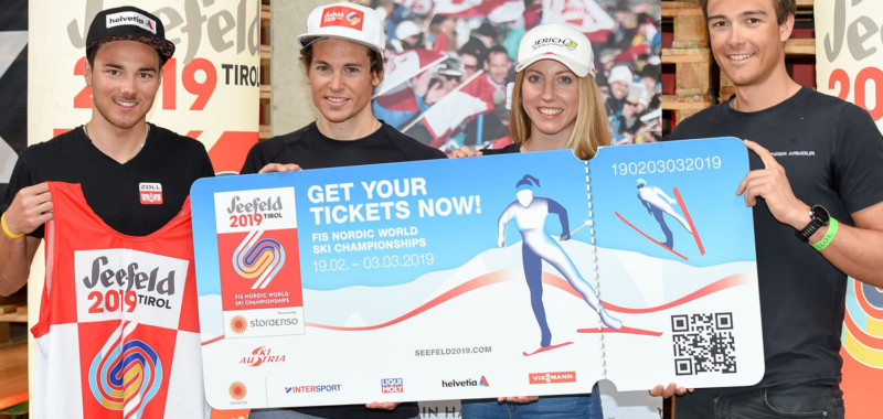 Tickets for 2019 Nordic World Ski Championships go on sale