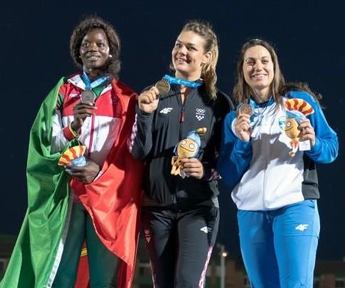 Perković easily retains Mediterranean Games discus title