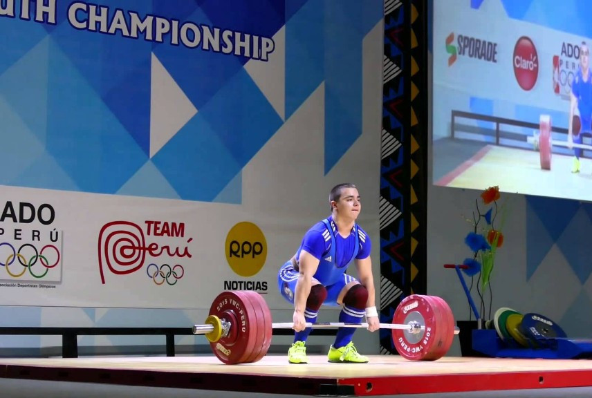 Ukraine's Igor Obukhov, a former world and European youth champion, has tested positive for banned drugs and left his country facing a ban from Tokyo 2020 ©YouTube