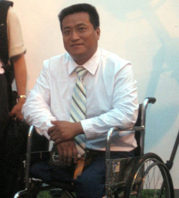 Protester who lost legs during Tiananmen Square protests calls for Beijing 2022 boycott