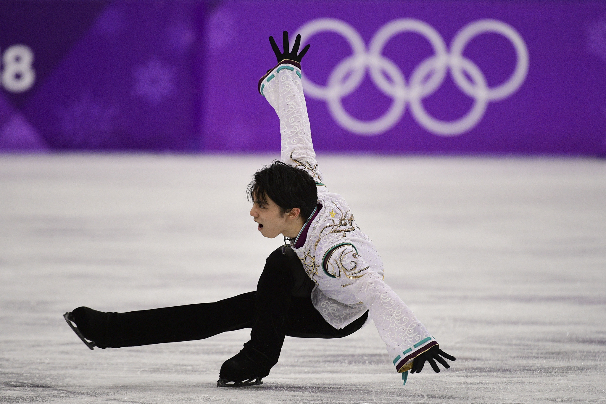 Reigning Olympic champion Yuzuru Hanyu is among those set to compete in the Grand Prix series ©Getty Images