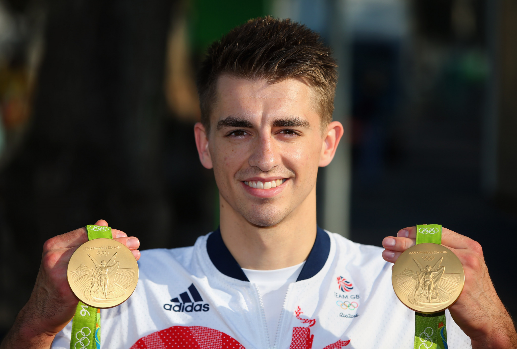 Double Olympic Champion Max Whitlock will compete at the event on March 23 2019 ©Getty Images