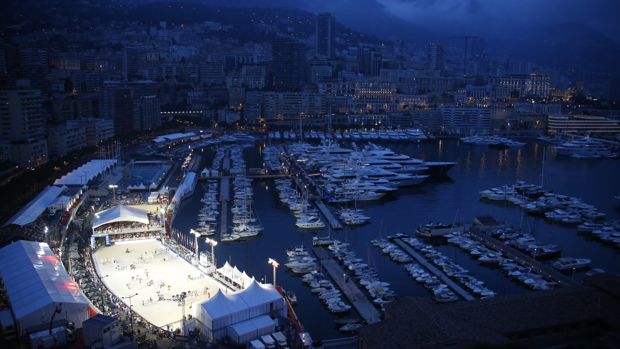 Longines Global Champions Tour set to continue in Monaco