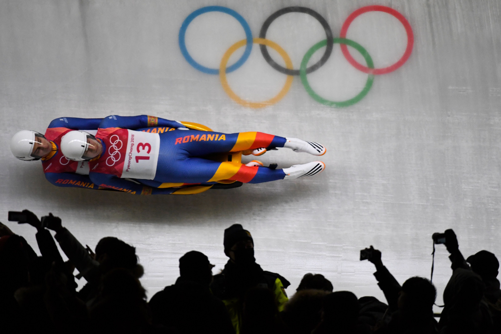 The development role supported emerging luge nations ©Getty Images