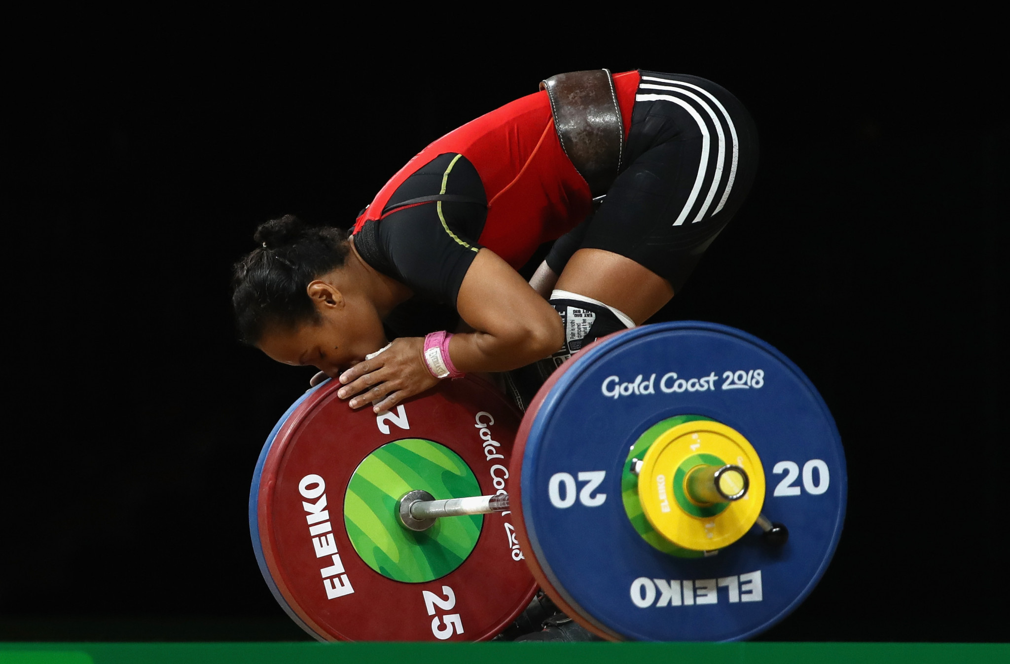 Papua New Guinean sisters each scoop gold at Oceania Weightlifting Championships