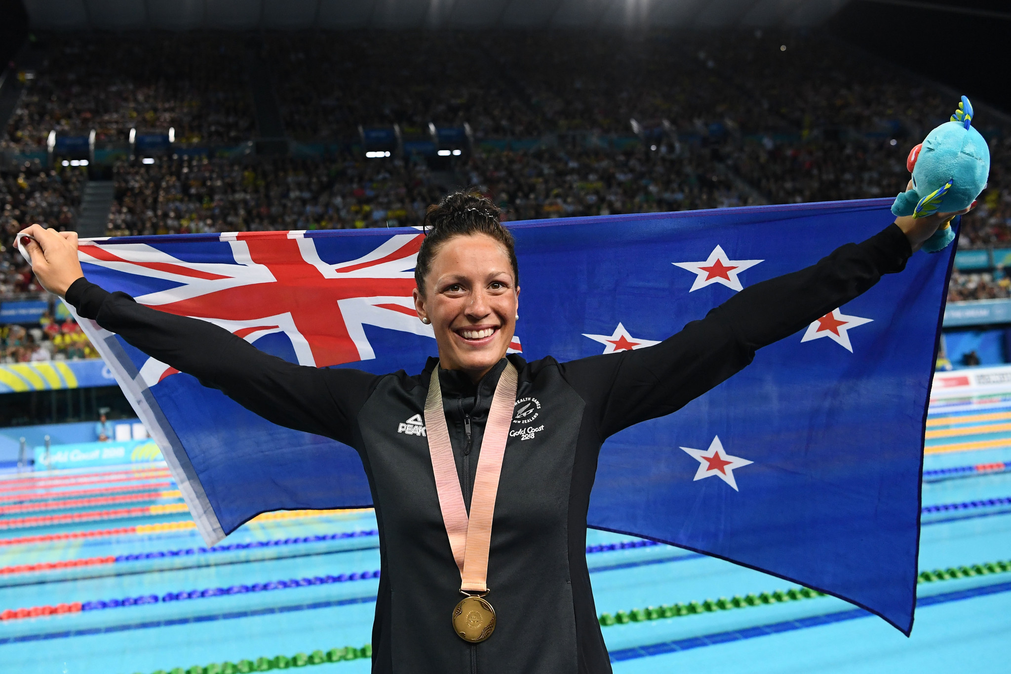 New Zealand dominate at Oceania Swimming Championships