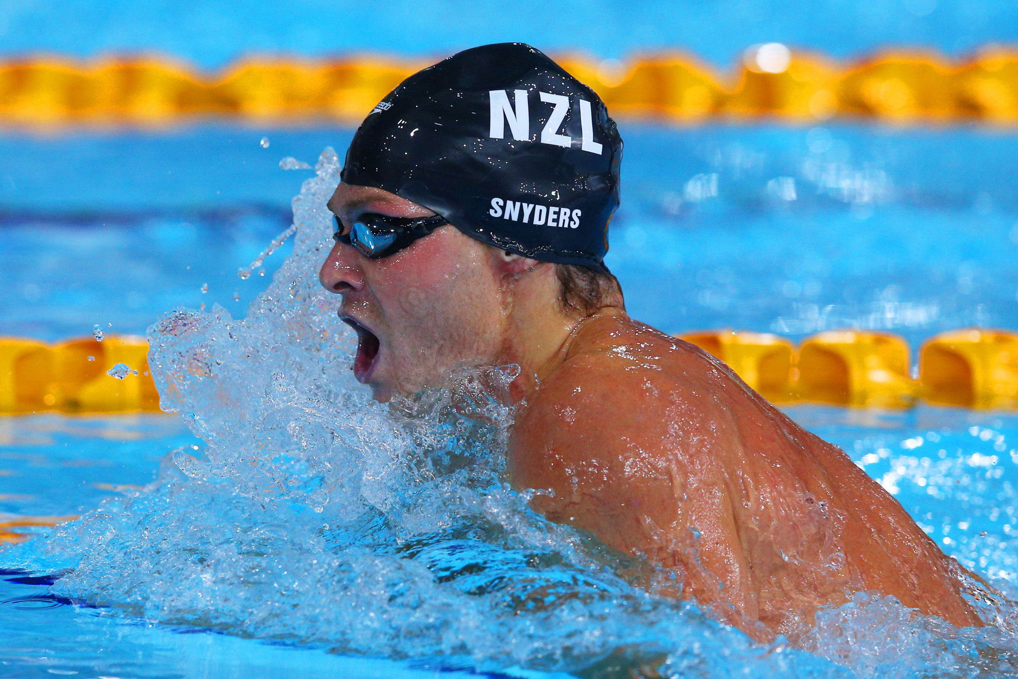 New Zealand won both of the men's and women's 4x100m medley relays today in Papua New Guinea ©Getty Images
