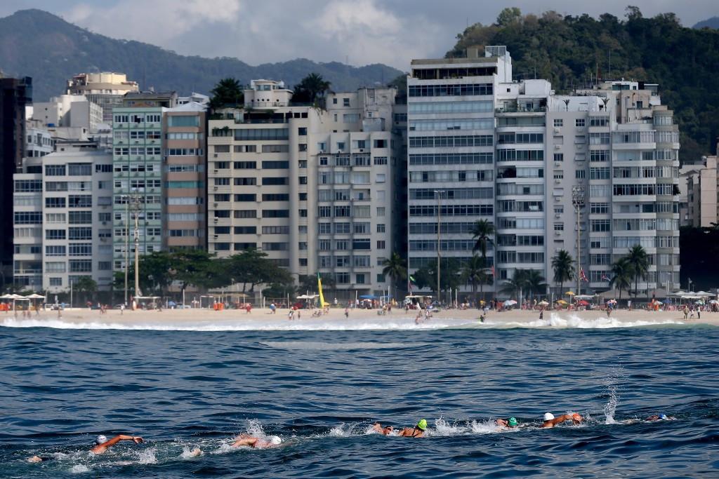 FINA says Rio 2016 arrangements show