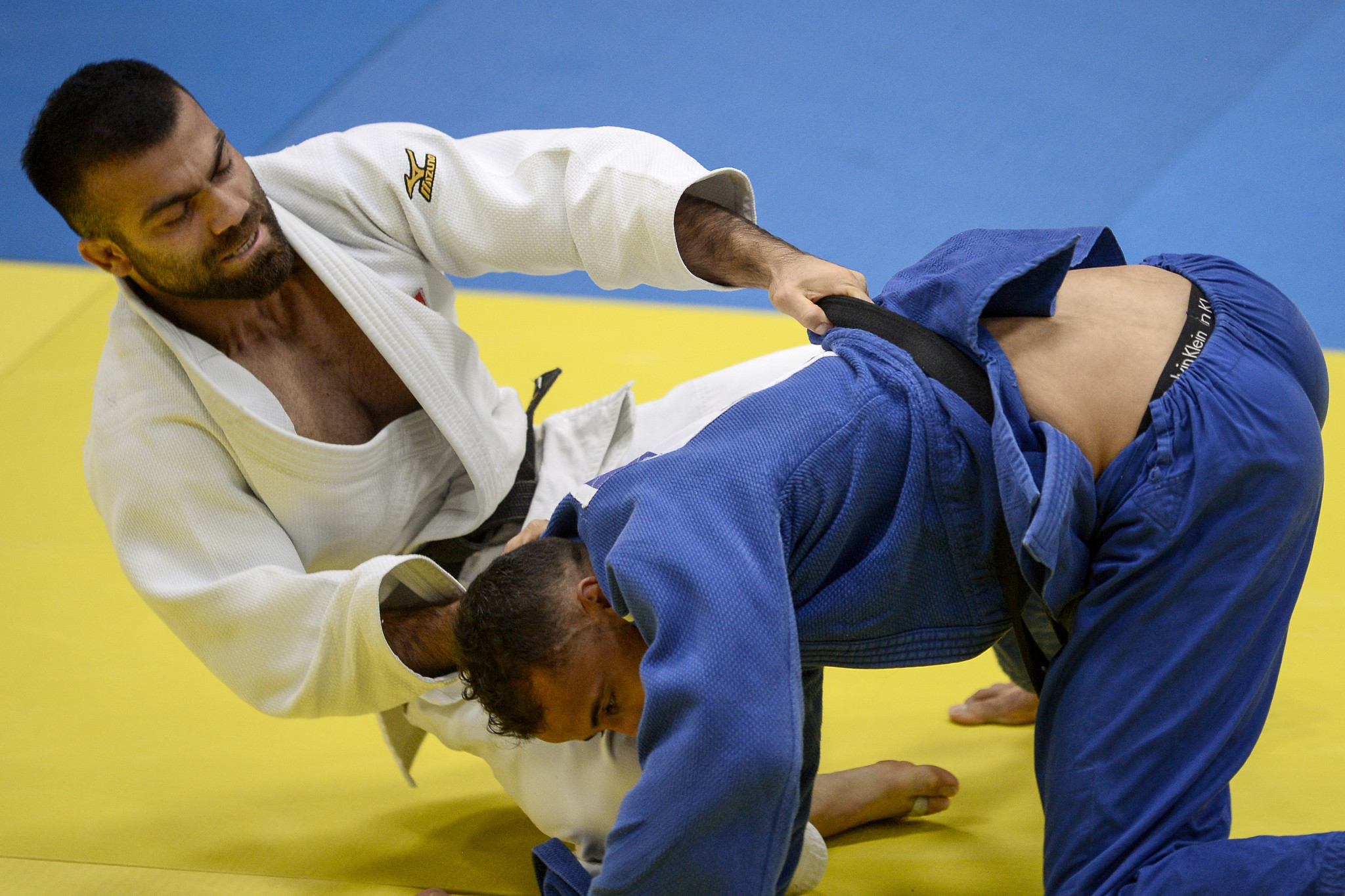 Darwish among judo winners at Mediterranean Games as medals come thick and fast at Tarragona 2018