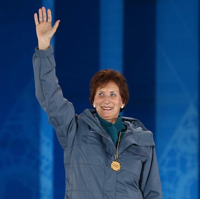 Polish athletics legend and IOC member Szewińska dies aged 72