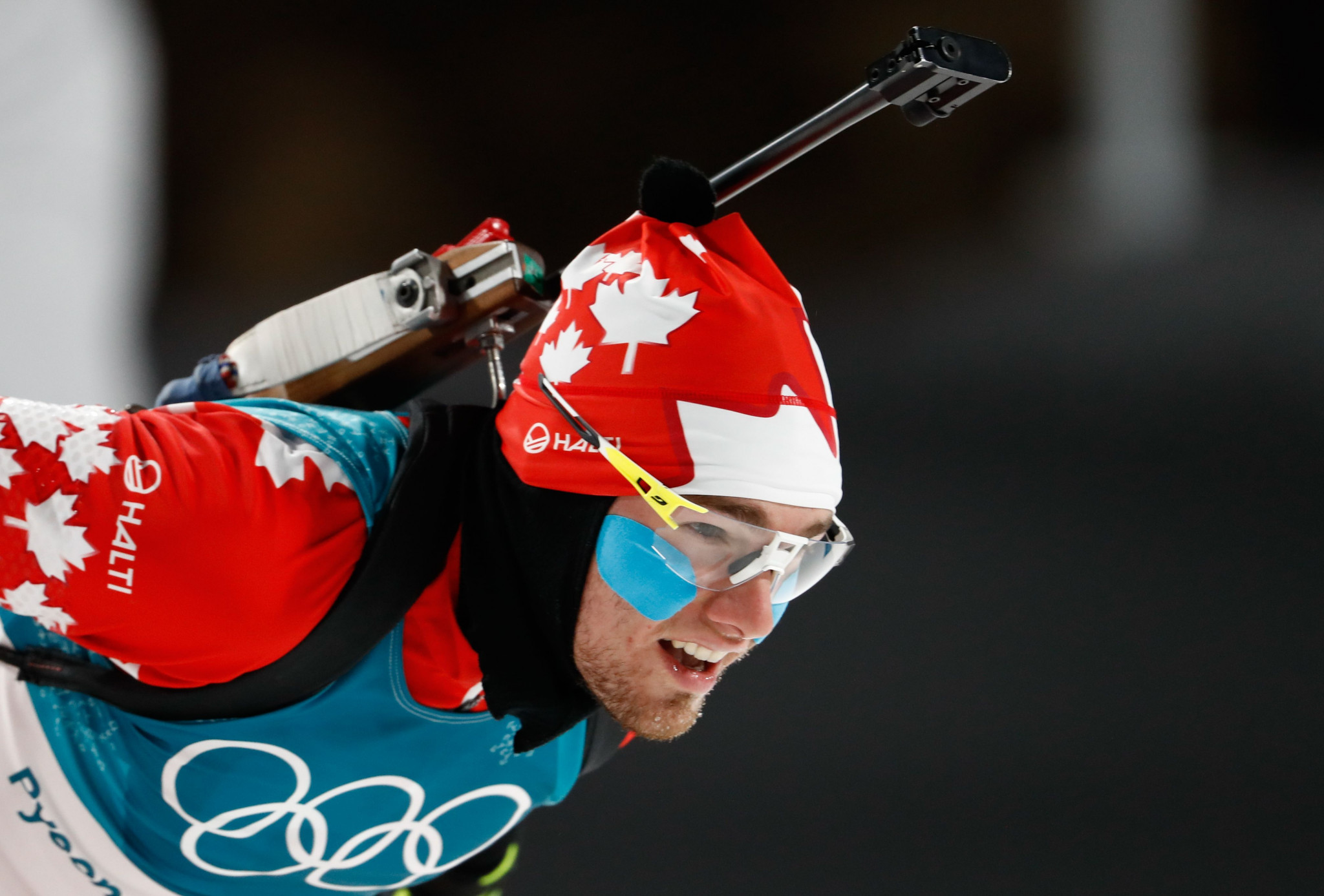 Heather Ambery has been given a key role in Canadian biathlon ©Getty Images