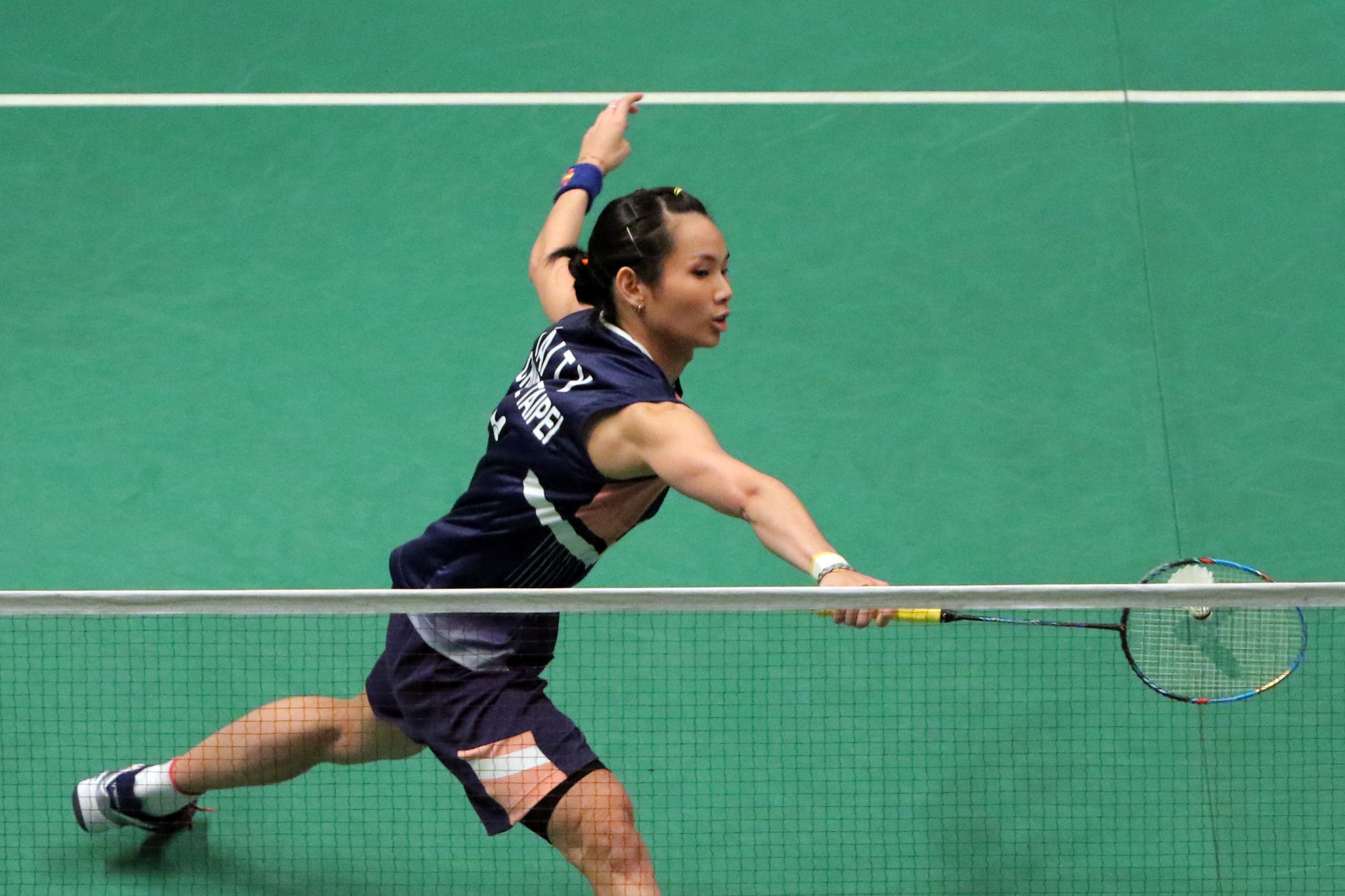 World number one Tai knocks out Sindhu at BWF Malaysia Open