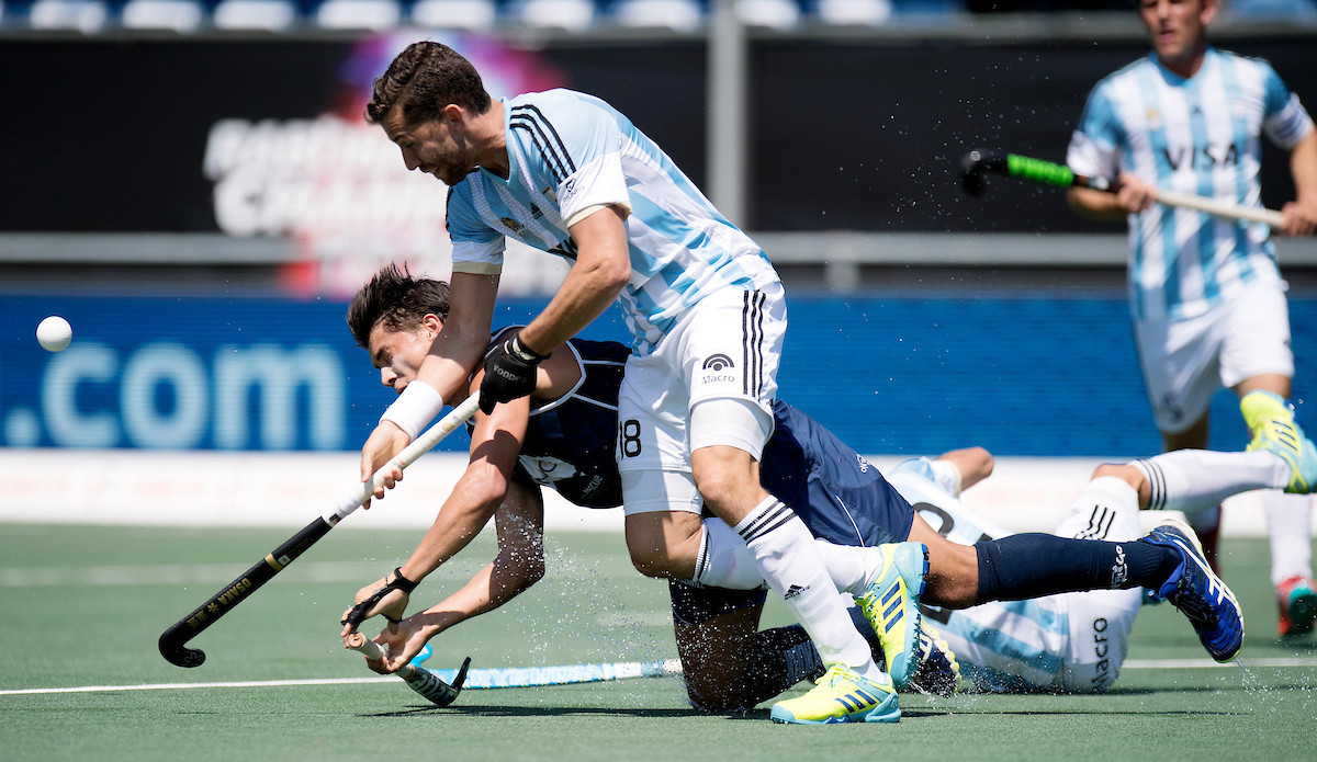 India through to face Australia in FIH Champions Trophy