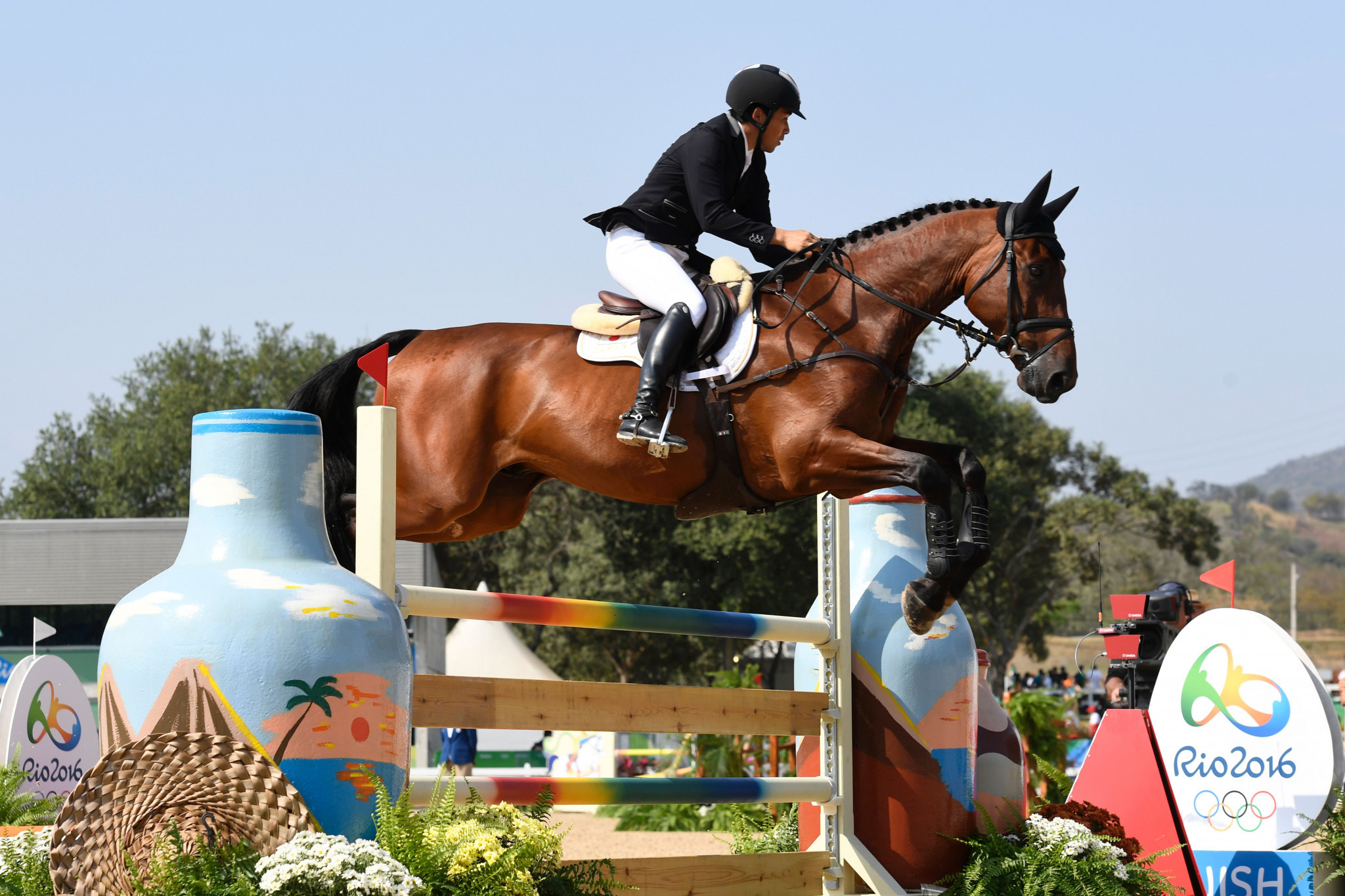 France maintain FEI Eventing Nations League lead after cross country