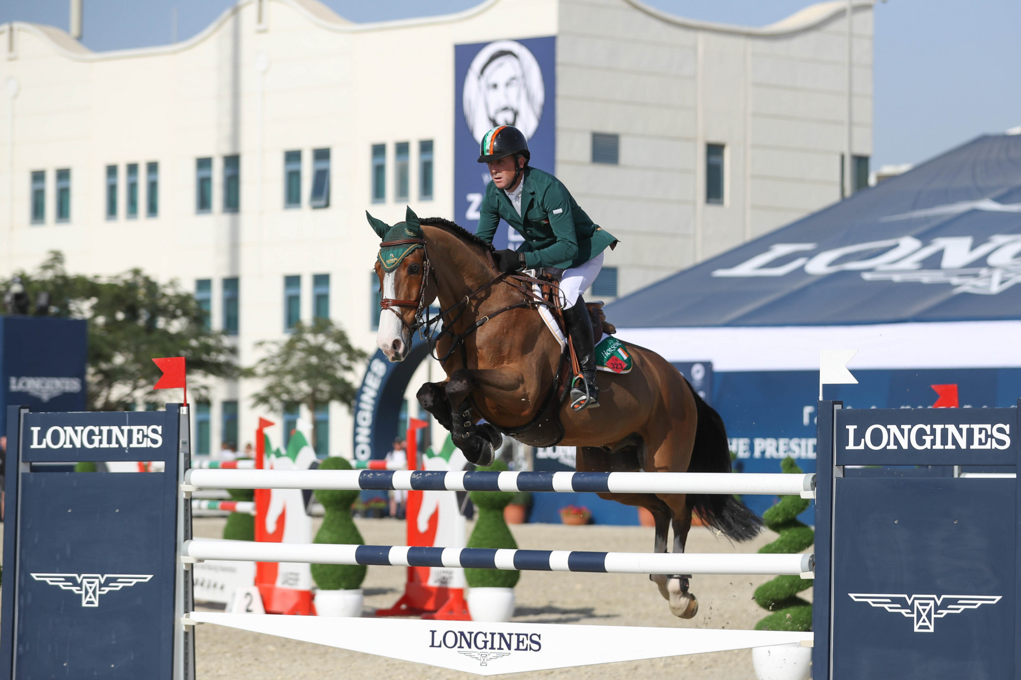 Ireland's Breen takes victory at Longines Global Champions Tour in Monaco