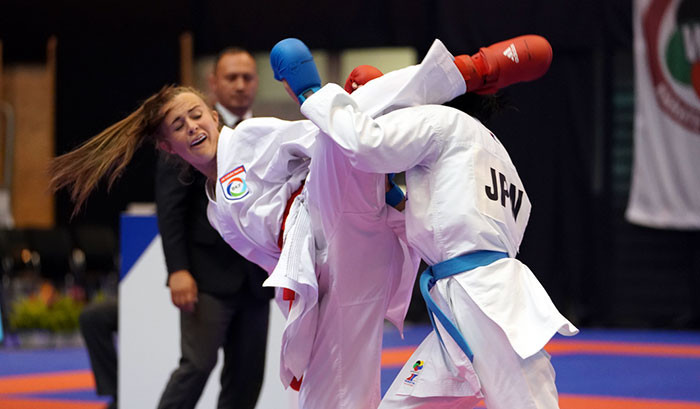 Japan continue success at Buenos Aires 2018 karate qualifier