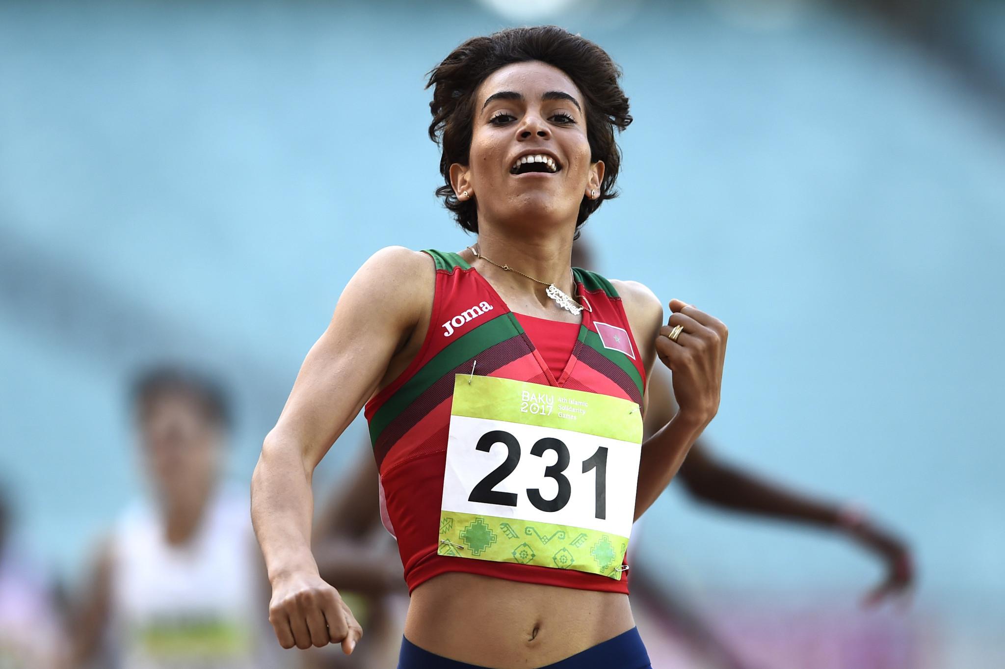 Berabah wins exciting long jump gold at Mediterranean Games