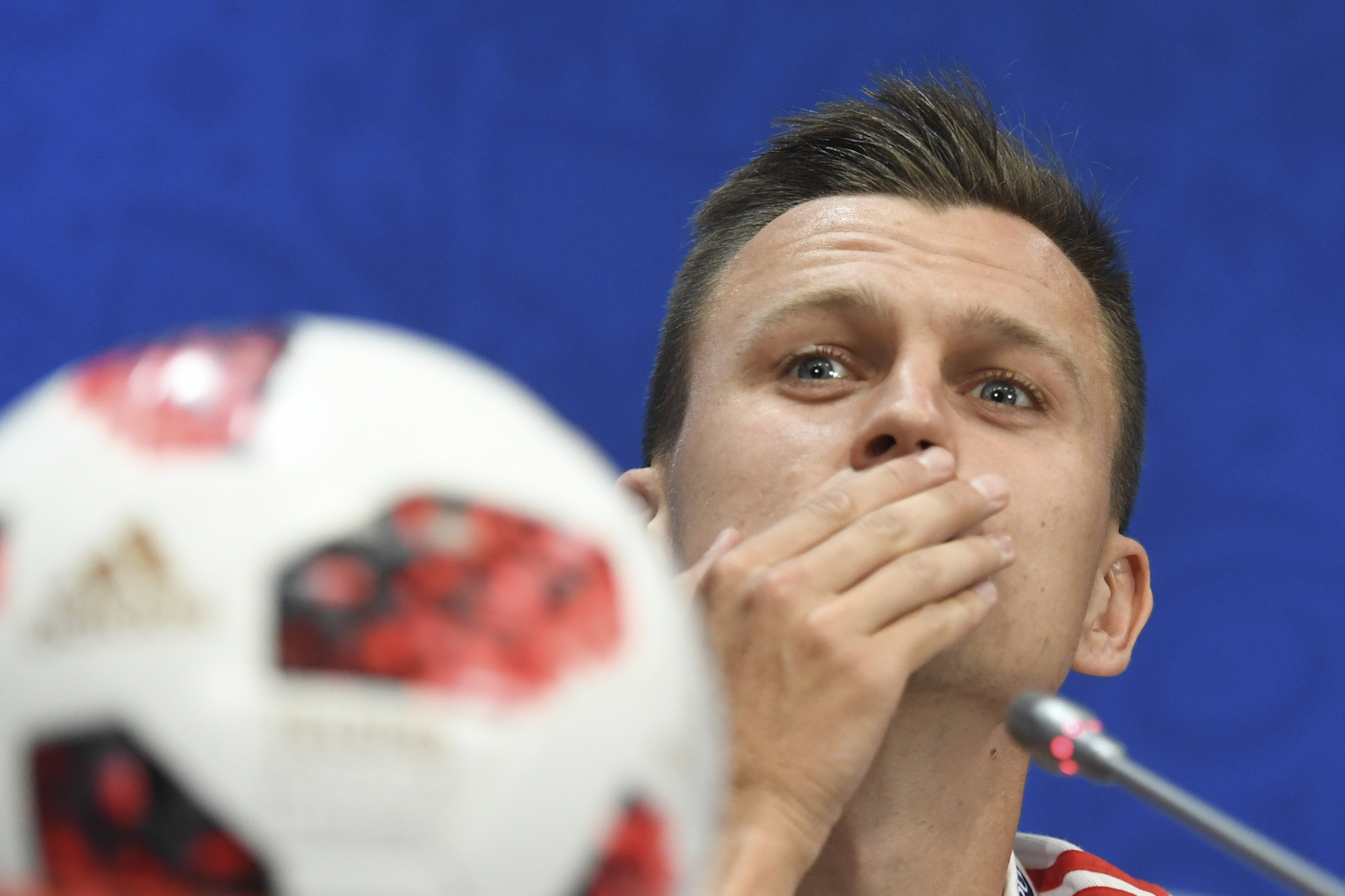 World Cup star Cheryshev denies doping after father says he was injected with growth hormone