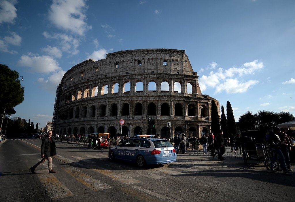 """Rome """"ready to go all the way"""" in race to host 2024 Olympic and Paralympic Games"""