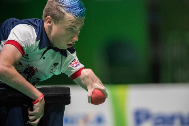 British boccia champion Smith unhappy after National Health Service loses wheelchair
