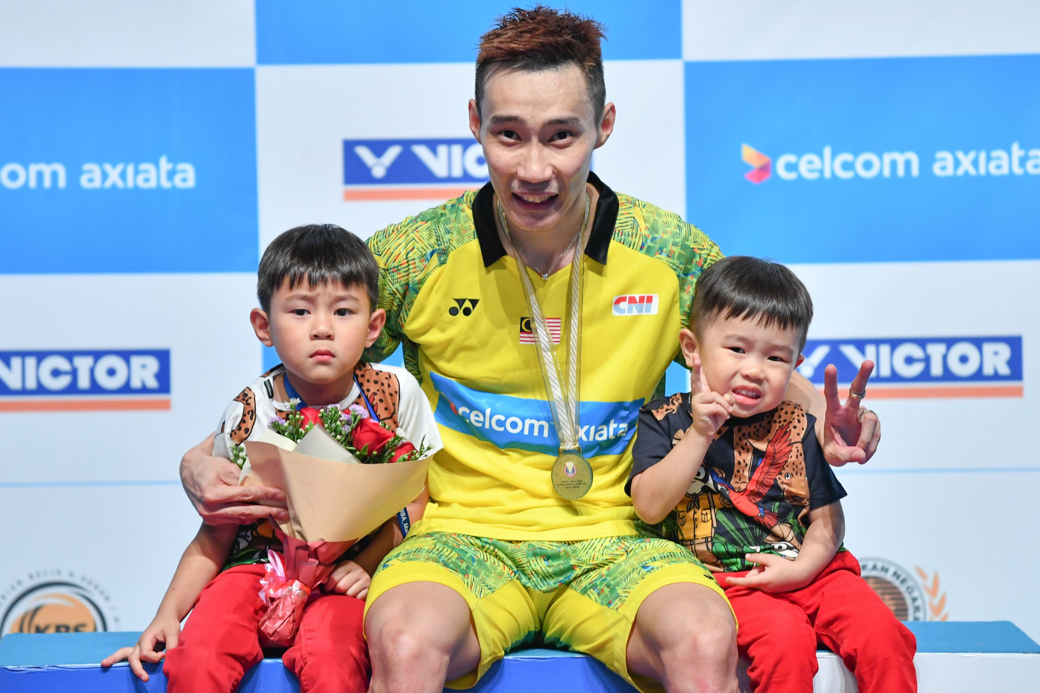 Lee wins unprecedented 12th title at home BWF Malaysia Open
